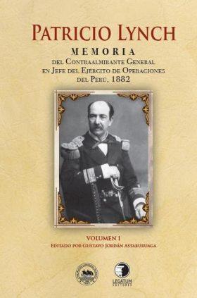 Libro Patricio Lynch